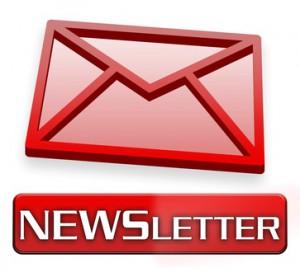 E-Commerce Newsletter mit aktuellen Infos und Event-Tipps