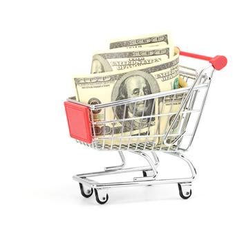 Zahlungsmoral 2017 leicht schwächer