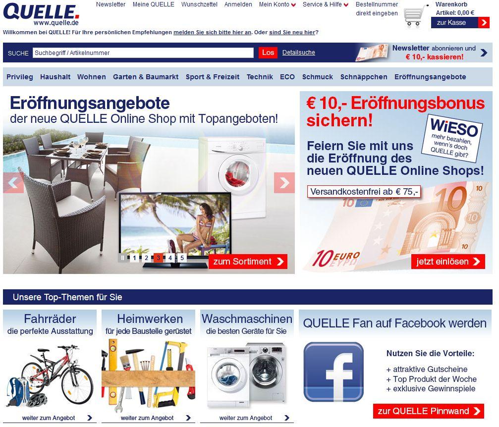 Re Shop Check Von Quellede Ecommerce Visionde Ecommerce Visionde