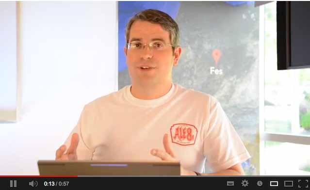Video: Matt Cutts zum neuen Hummingbird-Update