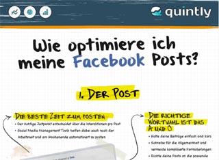 Facebook Posts optimieren – so geht's!
