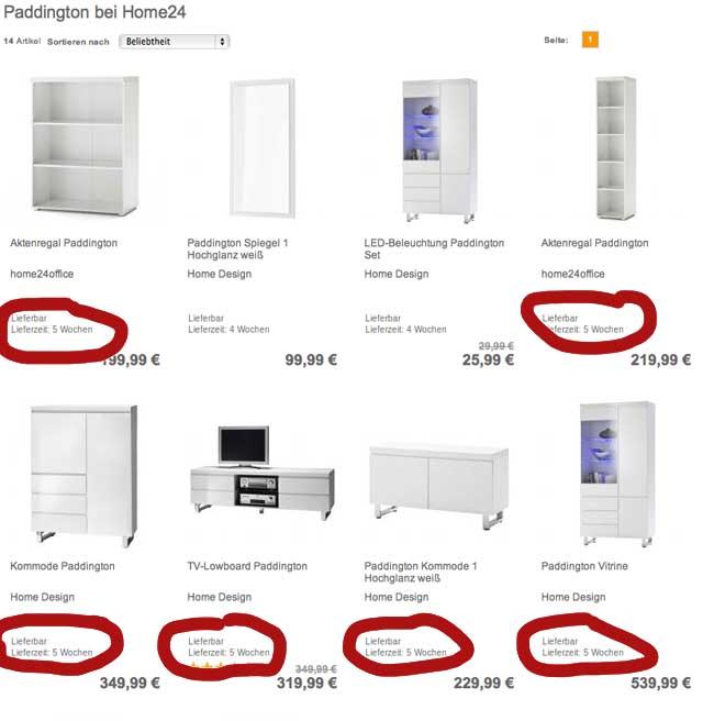 Home24de Mit 500000 Kunden Werden Retouren Ein Problem Ecommerce