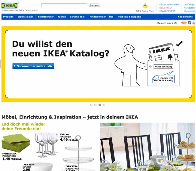 ikea setzt weiter auf augmented reality app ecommerce. Black Bedroom Furniture Sets. Home Design Ideas