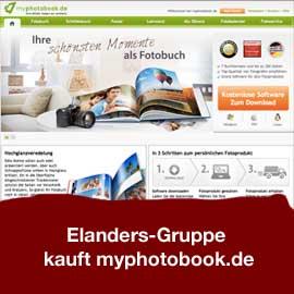 Elanders-Gruppe kauft nach Fotokasten.de nun auch myphotobook.de