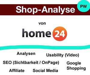 Shop Analyse Von Home24de Ecommerce Visionde Ecommerce Visionde