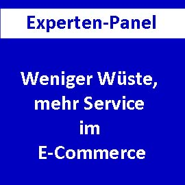 Expertenrunde zum Thema mehr Service im E-Commerce – Jetzt kostenlos teilnehmen!