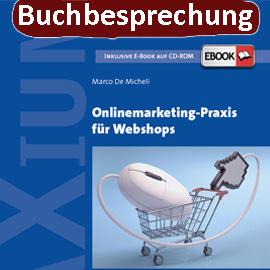 Buchempfehlung: Onlinemarketing-Praxis für Webshops