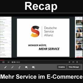 Recap zum Expertentalk: Mehr Service im E-Commerce