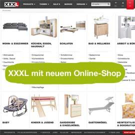 Xxxlde Startet E Commerce Offensive Mit Neuem Online Shop Ecommerce