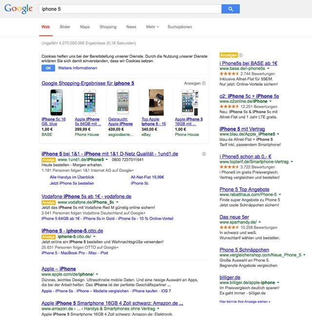 mehr-pla-in-google