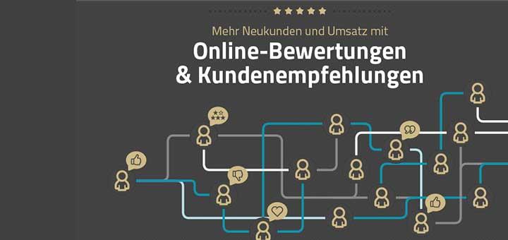 Mehr Neukunden und Umsatz durch Online-Bewertungen. So geht's!
