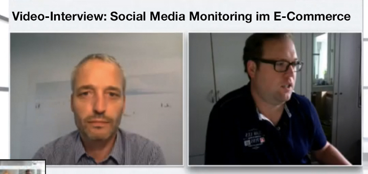 Interview: Social Media Monitoring im E-Commerce