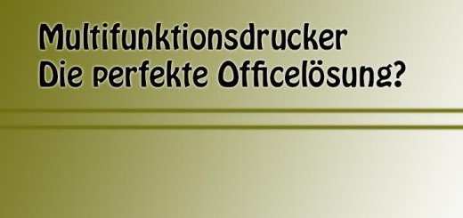 multifunktionsdrucker