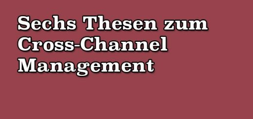 cross-channel-thesen