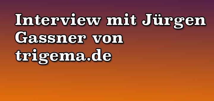 Interview mit Jürgen Gassner von trigema.de
