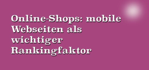 mobile-webseiten-rankingfaktor