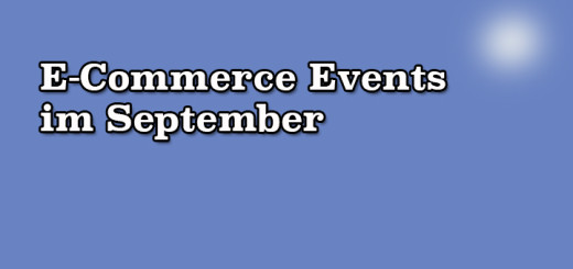 ecommerce events