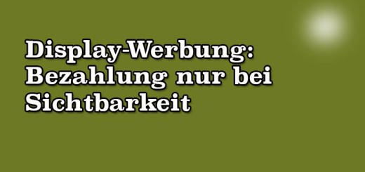 display-werbung