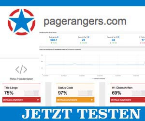 SEO Tool Pagerangers