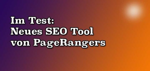 SEO Tool Pagerangers.com