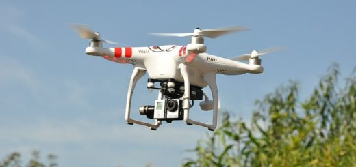 Drohnenlieferung ecommerce