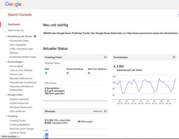 Google Suchergebnisse breiter als zuvor – was bedeutet das für Shopbetreiber?