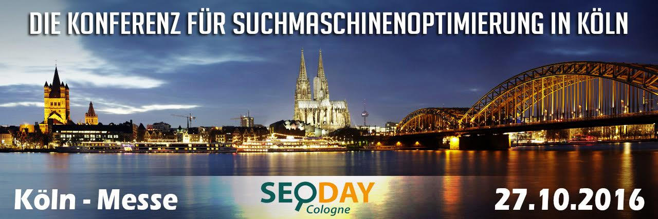 LIVE vom SEO Day 2016 in Köln