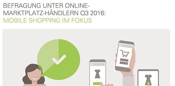 M-Commerce auch im Online-Marktplatzgeschäft immer wichtiger