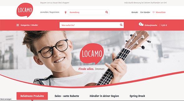 Locamo wächst und gewinnt weitere Einzelhändler als Partner