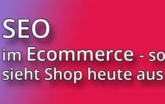 SEO im Ecommerce: Passende Keywords als Basis für ein nachhaltiges Online-Business #118