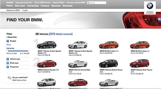 c647df47 BMW will 2018 Fahrzeuge über Online Shop verkaufen