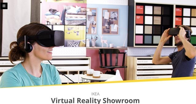 IKEA VR Showroom