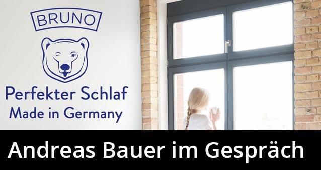 Im Gespräch mit Andreas Bauer über den Matratzenmarkt #074