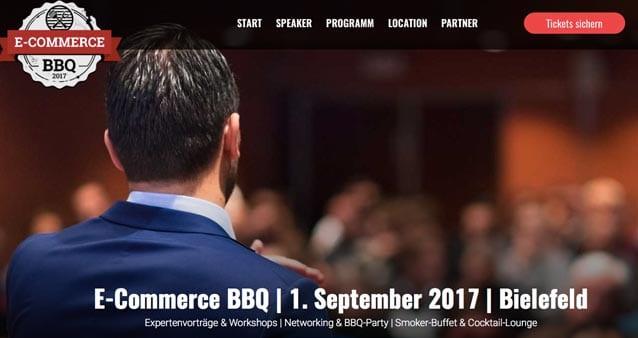 B+S und qualitytraffic veranstalten erstes E-Commerce-BBQ