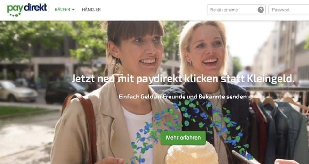 Paydirekt bleibt ein Trauerspiel – 40.000 Transaktionen monatlich