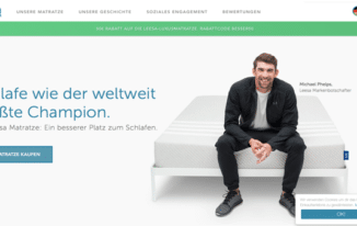 Wie Leesa Sleep den Matratzenmarkt in Deutschland aufmischen will #083