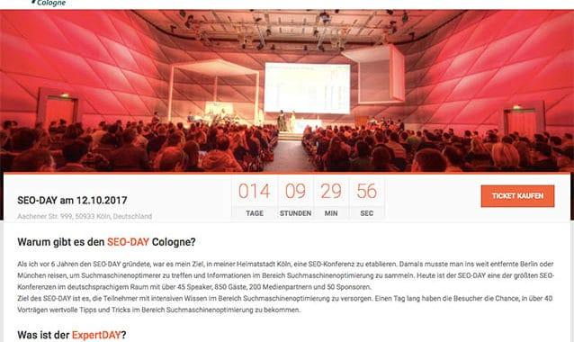 SEODAY 2017 – Im Gespräch mit Veranstalter Fabian Rossbacher
