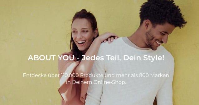 About You bietet Händlern eigene E-Commerce-Technik als API-Lösung an
