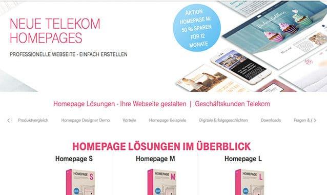 So überzeugen auch kleine Unternehmen mit der eigenen Homepage
