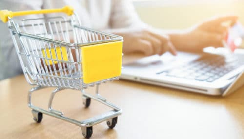 Mit wenig Budget zum eigenen Online-Shop