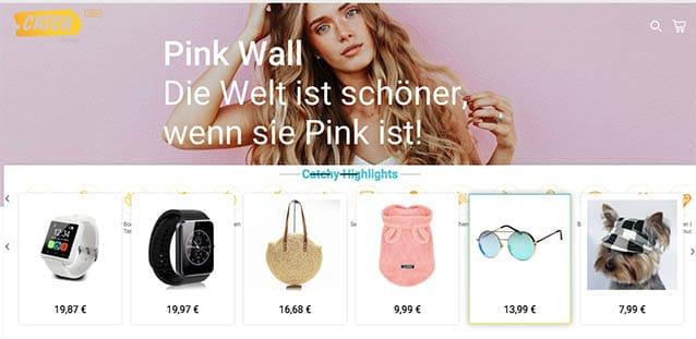 Neue Shopping-Plattform für Young Value Shopper: eBay startet Catch