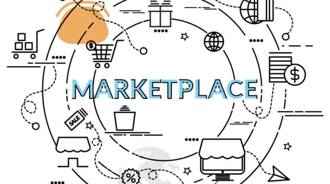 B2B Marktplatz Marketing