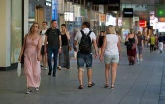 Was Frauen während des Corona-Lockdowns gekauft haben