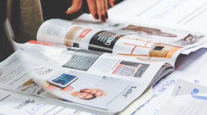Printwerbung im Marketingmix: unverzichtbar oder überholt?