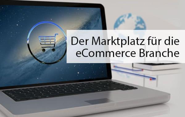 ecommerce Marktplatz jetzt online